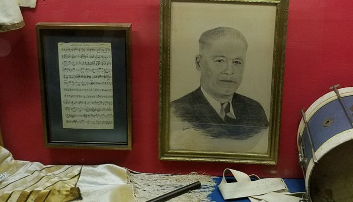 Tyler's Music Man 'Doc' Witt Celebrates the Armistice in 1918
