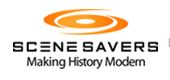 scene savers logo